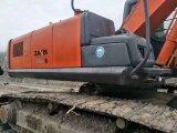 Escavatore utilizzato molto buon Hitachi Zx 240-3G del cingolo di condizione di lavoro (fatto in 2011) per la vendita