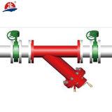 Hochleistungs--Y-Shaped MotorantriebsEdelstahl-Selbstreinigungs-Becken