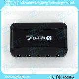 Hub usb gauche 2.0 (ZYF4238) du support 7 de stand