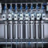 mit PLC-Steuersiemens-Öl-abfüllender Füllmaschine