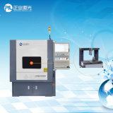автомат для резки лазера волокна 150W для уточненного вырезывания оборудования