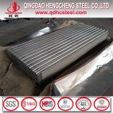 Лист толя стальной плиты регулярно блесточки G60 Corrugated