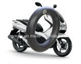 Fournisseur de la Chine de la chambre à air butylique 17inch de moto