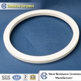 Hoge Alumina van 92% Ceramische Ringen voor de Toepassingen van de Oplossing van de Bescherming van de Slijtage
