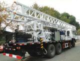 Le camion de SIN600st a monté la plate-forme de forage drilling de puits d'eau de profondeur de 600m avec du CE