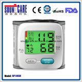 2017 Hintergrundbeleuchtung-Handgelenk-Blutdruck-Monitor (BP60GH)