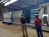 Machine automatique de ligne de production de verre isolant vertical