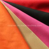 240t衣服のための100%年のポリエステル小切手の繭紬の上塗を施してあるファブリック