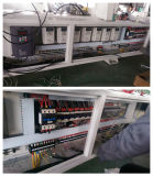 Mfz518自動MDF PVC端のバンディング機械自動直通の供給の端のバンディング機械