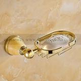 Neue Ankunfts-goldene Badezimmer-Zubehör