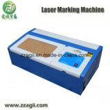 Автоматическая подавая гравировка и автомат для резки лазера компьютера