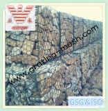 Piedras Metal Gabion para Building