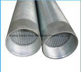 Écrans en coton en acier inoxydable à grand diamètre pour l'eau de mer