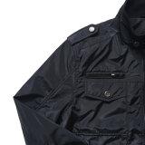 Beiläufige einfache Umhüllung für Männer Outwear