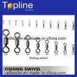 Qualité de nickel et émerillon bon marché de roulement de pêche pour la pêche