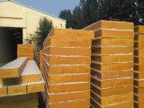 Maak het Aangepaste Comité van de Sandwich Polyurethane/PIR van de Koeling Structurele dik