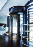 مصعد شامل رؤية زجاجيّة