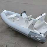 Liya 5.2m schnelles Rettungsboot-aufblasbarer Rippen-Sport-Boots-Verkauf