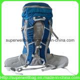 Camper s'élevant imperméable à l'eau de sport en plein air de grand sac augmentant la course combinée de trekking