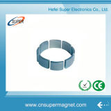 De sterke Magneten van het Neodymium van het Segment van de Boog voor Motoren
