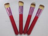 Sample libre 4PCS Synthetic Powder Brush Set Cosmetic Tools