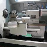 Mini prix de machine de tour en métal de commande numérique par ordinateur de passe-temps (CK6132A)