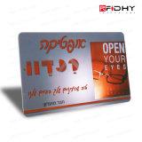Smart Card do PVC RFID 125kHz Tk4100 da Alta Qualidade do Padrão de ISO