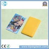 Nouveau téléphone portable ultra mince Téléphone X6 Mini Card Phone 4.8mm avec clavier arabe Pocket Credit Card Phone