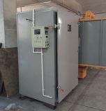 Kleines Stapel-Puder, das Ofen für LPG-Zylinder aushärtet