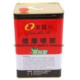 Adesivo non tossico dello spruzzo del silicone di GBL per il sofà