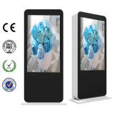 Im Freien oder bekanntmachender Bildschirmanzeige-Touch Screen LCD-Bildschirmanzeige-Innenkiosk