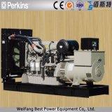 gerador elétrico do motor Diesel de 200kw 250kVA Perkins
