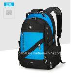方法Wafterproofスイスギヤ旅行はラップトップ・コンピュータのバックパック袋を遊ばす