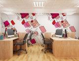 装飾のための熱い販売の高品質の安く取り外し可能なオフィスの壁紙の壁画