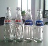 Frasco de vidro de bebida macia 250ml