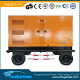Indonesien 300kw Open Silent Portable Power Diesel Generator