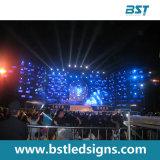 Экран дисплея Rental СИД фабрики P3.91mm Китая крытый для выставки