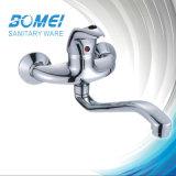 Определите Faucet смесителя стены раковины ручки (BM52302)
