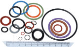 Anéis-O padrão personalizados fonte da fábrica/selo de borracha redondo selo de borracha