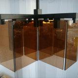 De uitstekende LEIDENE van het Geval van het Glas van het Hotel AmberLamp van de Tegenhanger