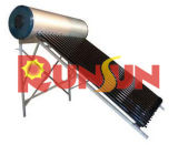 Unter Druck gesetzter Hitze-Rohr-Solarwarmwasserbereiter (RPB)