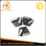 다이아몬드 혁신 공구 또는 구체적인 지면 닦는 패드