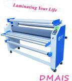 Laminación automática de la película de DMS-1800V Linerless para el anuncio