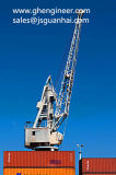 Bulk Cargo를 위한 미사일구조물 Crane