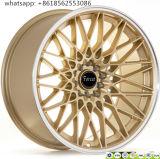 a roda da liga do carro de 17inch 18inch orlara a roda de alumínio de F1r