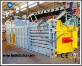 300kn que pressiona prensa Closed da porta da força para o recicl do plástico (HM-1)