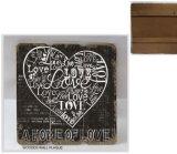 Het Hangen van de Koffie van de Staaf van decoratie Levering voor doorverkoop van de Ambacht van het Decor van het Huis de Houten