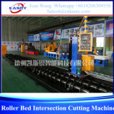 Сверхмощный автомат для резки плазмы CNC для большой трубы диаметра