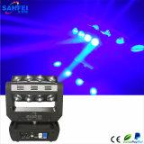 Viga mágica principal móvil de gran alcance de LED16PCS*10W RGBW