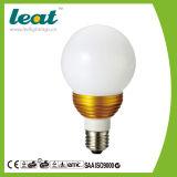 5W E27 de LEIDENE Lamp van de Bol (ESGE80)